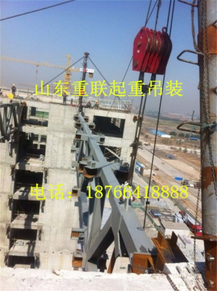 重联设备搬运安装公司专业承接单位,工厂,商场,市政等设备吊装